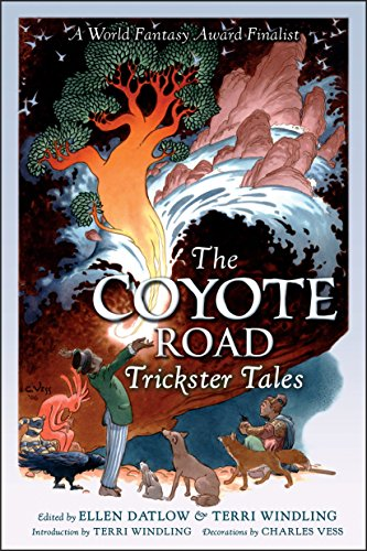 9780142413005: The Coyote Road: Trickster Tales