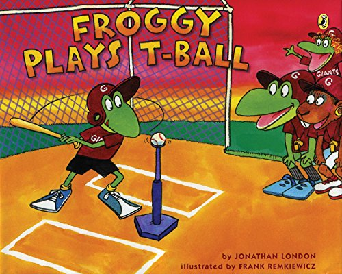9780142413043: Froggy Plays T-ball