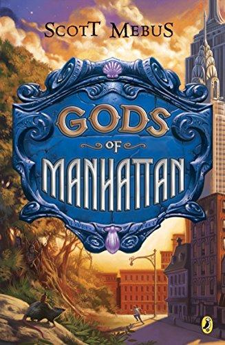 9780142413074: Gods of Manhattan