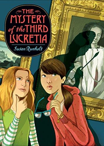 9780142413388: The Mystery of the Third Lucretia (Kari + Lucas Mystery)