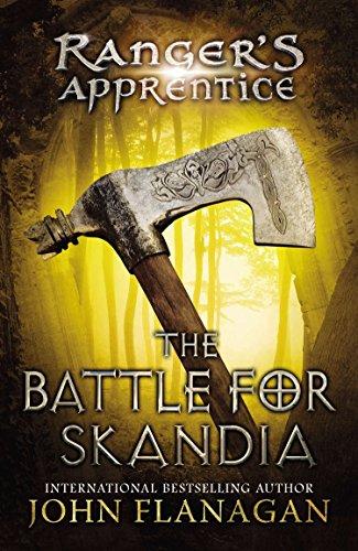 9780142413401: The Battle for Skandia: Book Four (Ranger's Apprentice)