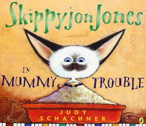 9780142413456: Skippyjon Jones in Mummy Trouble. Book + CD (Puffin Storytime)
