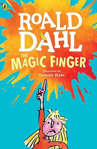 9780142413852: The Magic Finger