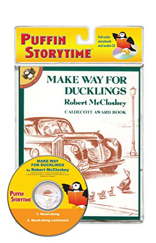 9780142413869: Make Way for Ducklings (Puffin Storytime)