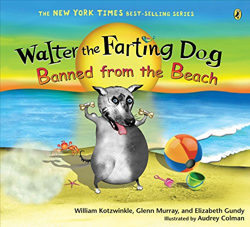 9780142413944: Walter the Farting Dog: Banned from the Beach