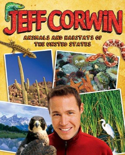 9780142414057: Animals and Habitats of the United States (Jeff Corwin)
