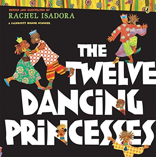 9780142414507: The Twelve Dancing Princesses (Puffin)