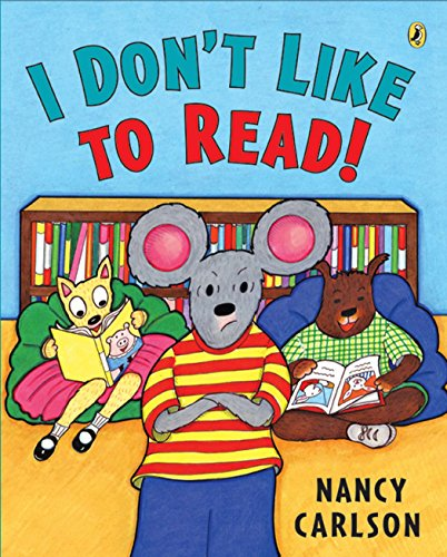 9780142414514: I Don't Like to Read!