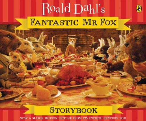 Fantastic Mr. Fox: Movie Picture Book: Dahl, Roald