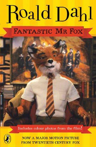 Fantastic Mr. Fox: Movie Tie-in Edition: Roald Dahl
