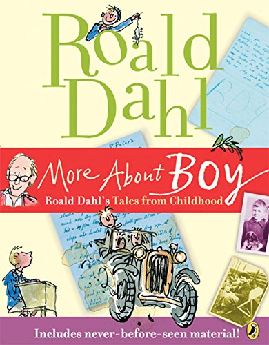 9780142414989: More about Boy: Roald Dahl's Tales from Childhood