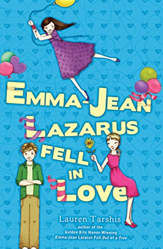 Stock image for Emma-Jean Lazarus Fell in Love for sale by OwlsBooks