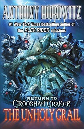 9780142415719: Return to Groosham Grange: The Unholy Grail