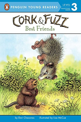 9780142415931: Best Friends (Puffin Easy-To-Read Cork & Fuzz - Level 3)