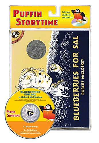 9780142416433: Blueberries for Sal (Puffin Storytime)