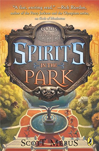 9780142416457: Gods of Manhattan: Spirits in the Park