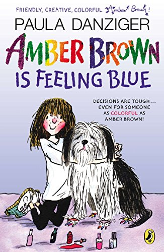 9780142416860: Amber Brown Is Feeling Blue