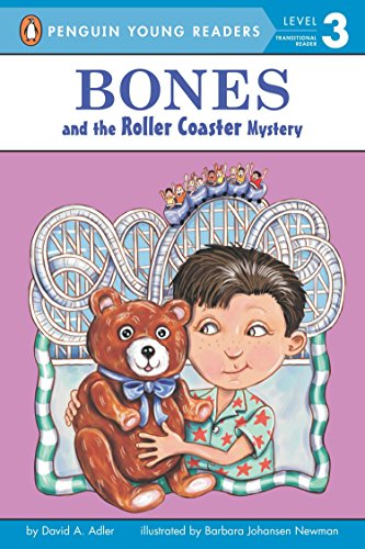 9780142416877: Bones and the Roller Coaster Mystery