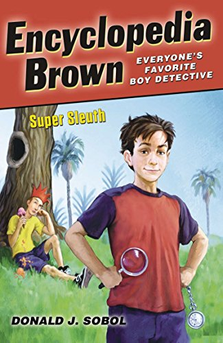9780142416884: Encyclopedia Brown, Super Sleuth
