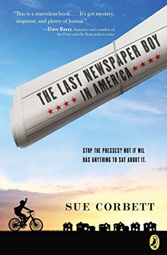 9780142416969: The Last Newspaper Boy in America