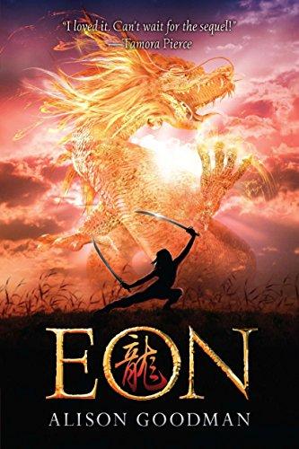 9780142417119: Eon: Dragoneye Reborn