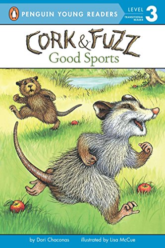 9780142417133: Cork & Fuzz: Good Sports (Puffin Easy-To-Read Cork & Fuzz - Level 3)