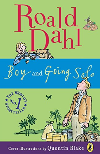 9780142417416: Boy and Going Solo: Tales of Childhood