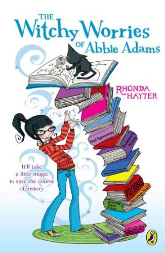 9780142417492: The Witchy Worries of Abbie Adams