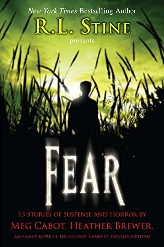 9780142417744: Fear: 13 Stories of Suspense and Horror