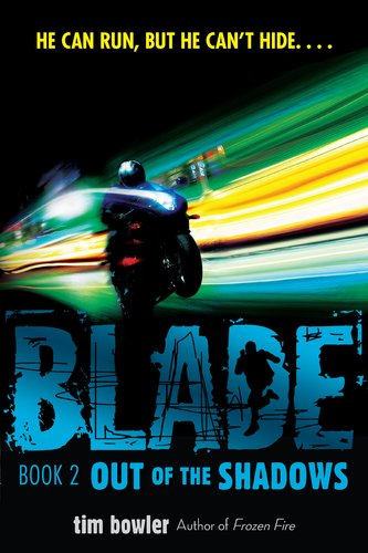 9780142417812: Blade: Out of the Shadows