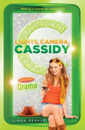 9780142418178: Lights, Camera, Cassidy: Drama