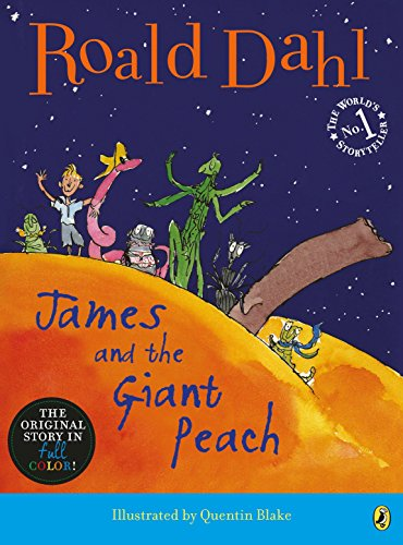 9780142418239: James and the Giant Peach