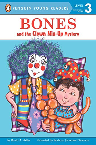 9780142418253: Bones and the Clown Mix-Up Mystery