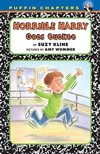 9780142418765: Horrible Harry Goes Cuckoo