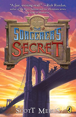 9780142418789: Gods of Manhattan 3: Sorcerer's Secret