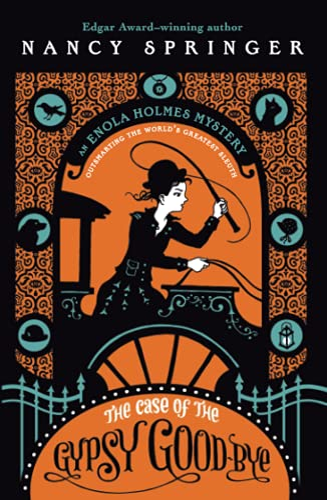 9780142418888: The Case of the Gypsy Goodbye: An Enola Holmes Mystery