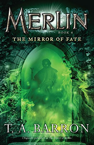 9780142419229: The Mirror of Fate: Book 4 (Merlin Saga)