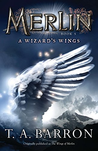 9780142419236: A Wizard's Wings (Merlin (Puffin))