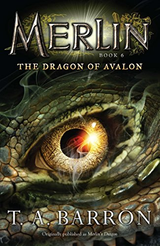 9780142419243: The Dragon of Avalon (Merlin (Puffin))