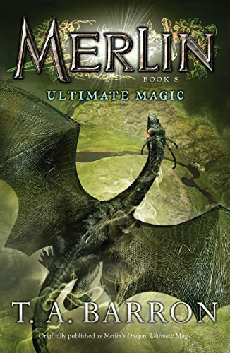 9780142419267: Ultimate Magic: Book 8 (Merlin Saga)