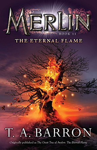 9780142419298: The Eternal Flame: Book 11 (Merlin (Puffin))