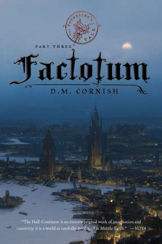 9780142419441: The Foundling's Tale, Part Three: Factotum