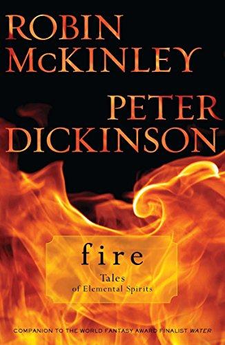 9780142419458: Fire: Tales of Elemental Spirits (Firebird Fantasy)