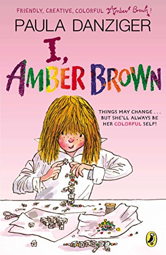 9780142419656: I, Amber Brown
