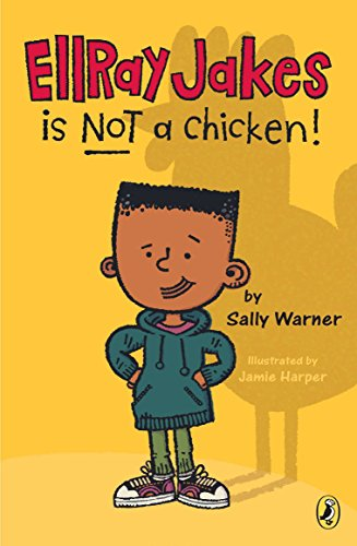 9780142419885: Ellray Jakes Is Not a Chicken!