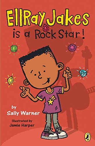 9780142419892: EllRay Jakes Is a Rock Star