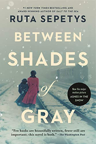 9780142420591: Between Shades Of Gray