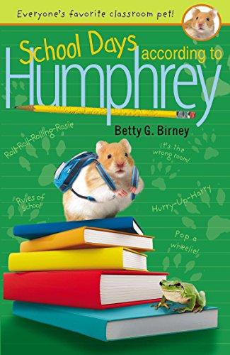9780142421062: School Days According to Humphrey
