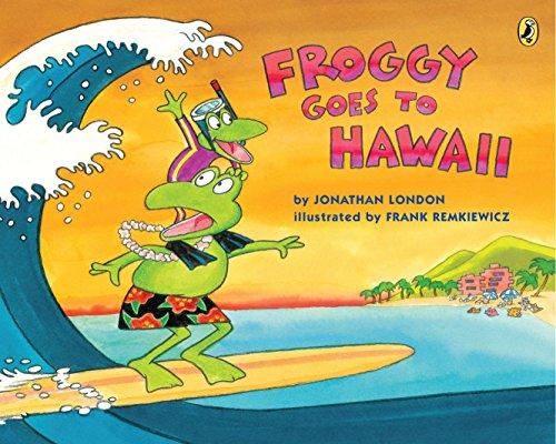9780142421192: Froggy Goes to Hawaii