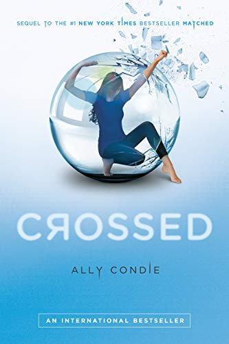 9780142421710: Crossed (Matched Trilogy)